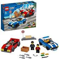 LEGO City Polizei 60242 Festnahme auf der Autobahn - LEGO-Bausatz