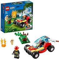 LEGO City Fire 60247 Waldbrand - LEGO-Bausatz