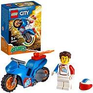 LEGO® City 60298 Raketen-Stuntbike - LEGO-Bausatz