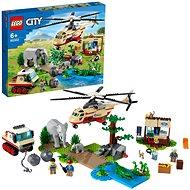 LEGO® City 60302 Tierrettungseinsatz - LEGO-Bausatz