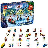 LEGO® City Occasions 60303 LEGO® City Adventskalender - LEGO-Bausatz