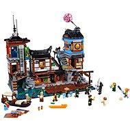 LEGO Kit Ninjago 70657 City Hafen
