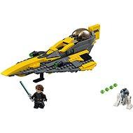 LEGO Star Wars 75214 Anakin's Jedi Starfighter - Baukasten
