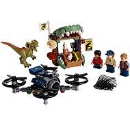 LEGO Jurassic World 75934 Dilophosaurus auf der Flucht - LEGO-Bausatz