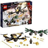 LEGO® Marvel Spider-Man - 76195 Spider-Mans Drohnenduell - LEGO-Bausatz