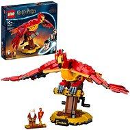 LEGO Harry Potter TM 76394 Fawkes - Dumbledores Phönix - LEGO-Bausatz