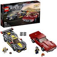 LEGO® Speed Champions 76903 Chevrolet Corvette C8-R & 1968 Chevrolet Corvette C3 - LEGO-Bausatz