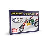 Merkur Metallbaukasten Motorräder - Bausatz