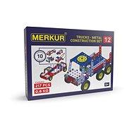 Merkur Metall-Baukasten Abschleppwagen - Bausatz
