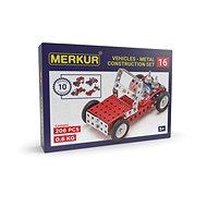 Merkur Metallbaukasten - Buggy - Bausatz