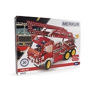 Merkur Metallbaukasten Feuerwehr Fire Set - Bausatz