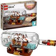 LEGO® Ideas 92177 Schiff in der Flasche - LEGO-Bausatz