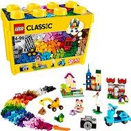 LEGO Classic 10698 LEGO® Große Bausteine-Box - LEGO-Bausatz