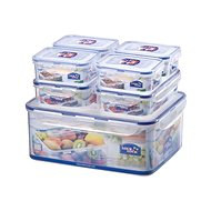 Lock & Lock Dosen für Nahrungsmittel Set 7tlg - Dosen-Set
