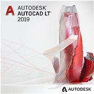 AutoCAD LT 2019 Commercial New für 2 Jahre (elektronische Lizenz) - Elektronische Lizenz