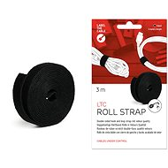 LABEL THE CABLE 1210 Roll BK, 3m - Kabel-Organizer