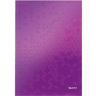 Leitz WOW A4 fester Einband lilafarben - Notizblock