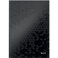Leitz WOW A4, schwarz liniert - Notizblock