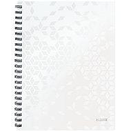 Leitz WOW A4 fester Einband weiss - Notizblock