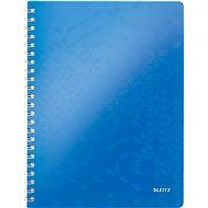 Leitz WOW A4 fester Einband blau - Notizblock