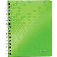 Leitz WOW A5 fester Einband grün - Notizblock