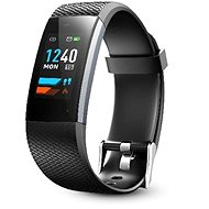 Lenovo WD06 Band Black - Fitness-Armband