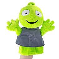 Handpuppe Alien Alza Maskottchen - Puppe