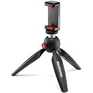 MANFROTTO MTPIXICLAMP PIXI - Schwarz - Ministativ