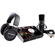 M-Audio M-Track 2x2 Vocal Studio Pro - Set