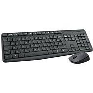 Logitech Wireless Combo MK235 DE - Tastatur/Maus-Set