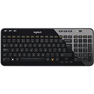 Logitech Wireless Keyboard K360 UK - Tastatur