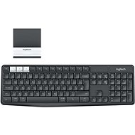 Logitech Wireless Keyboard K375s DE - Tastatur