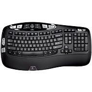 Logitech Wireless Keyboard K350 DE - Tastatur