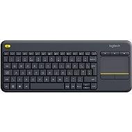 Logitech drahtlose Sensortastatur K400 Plus UK - Tastatur