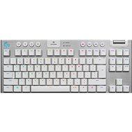 Logitech G915 LIGHTSPEED US INT GL Tactile White - Gaming-Tastatur