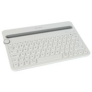 Logitech Bluetooth Multi-Device Keyboard K480 US weiß - Tastatur