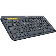 Logitech Bluetooth Multi-Device Keyboard K380 dunkelgrau - Tastatur