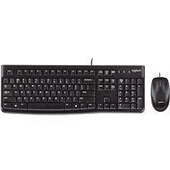 Logitech Desktop MK120 (RU) - Tastatur/Maus-Set