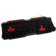 C-TECH GMK-102-R - Tastatur