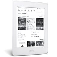 Amazon Kindle Paperwhite 3 (2015) Weiß - eBook-Reader