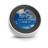 Amazon Echo Spot Weiß - Sprachassistent