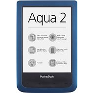 PocketBook 641 Aqua 2 Blue - eBook-Reader
