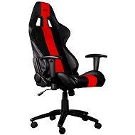 C-TECH PHOBOS schwarz-rot - Gaming Stühle