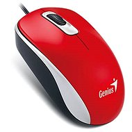 Genius DX-110 Passion red - Maus