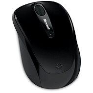 Microsoft Wireless Mobile Maus 3500 Artist Schwarz (Limited Edition) - Maus