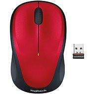 Logitech Wireless Mouse M235 rot - Maus