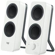 Logitech Z207 weiß - Lautsprecher
