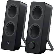 Logitech Z207 schwarz - Lautsprecher