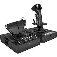 Logitech X56 HOTAS VR RGB - Profesioneller Controller