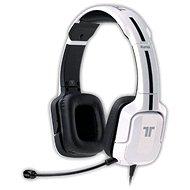 PS3 Tritton Kunai Stereo Headset Weiß - Gaming Kopfhörer